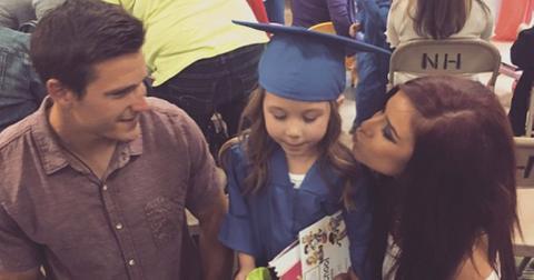 Aubree preschool graduation teen mom 2