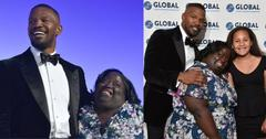 Jamie Foxx Sister DeOndra Global Down Syndrome Foundation Pics PP