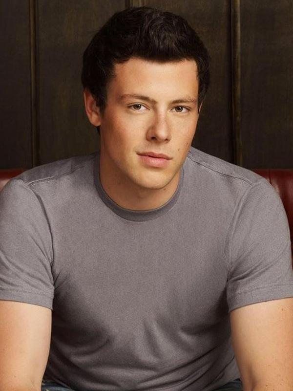 Cory monteith in memoriam oscars