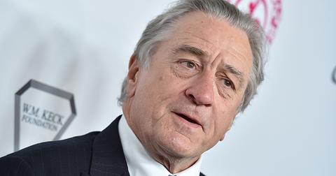 Robert de niro maga bomber other celebrities