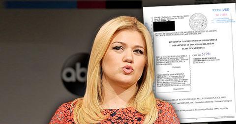 Kelly Clarkson Brandon Blackstock Lawsuit Money Agent