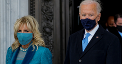 jill biden president joe biden have dinner together kelly clarkson show