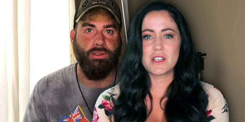 'Teen Mom 2' Stars [Jenelle] & [David] Defend Killing Family Dog Nugget In Tearful Video