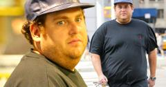 Jonah hill weight gain over 300 pounds