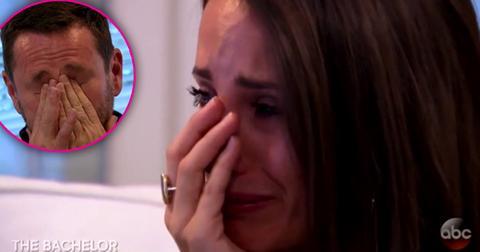 Sneak peek vanessa grimaldi nick viall dad tears bachelor finale clip hero