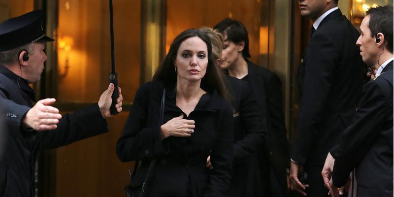 Ongoing Brad Pitt Divorce Case Reveals Angelina Complaints