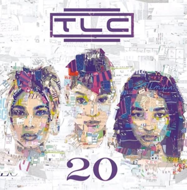 Tlc 20 new album cover