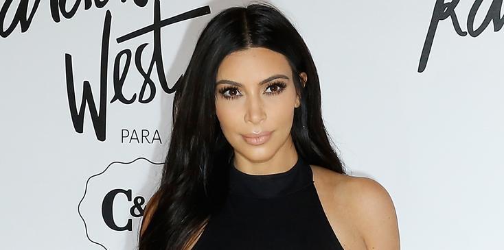 Kim Kardashian West for C&A Press Conference