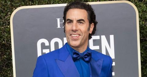 [Sacha Baron Cohen] Already Secretly Filmed Borat 2?