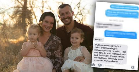 THE WATTS FAMILY- Shanann Watts Texts About Chris Watts' Family