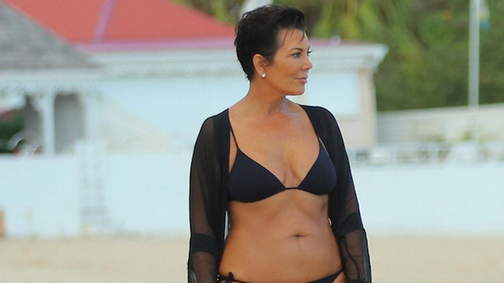 Kris Jenner Nude Photo Shoot
