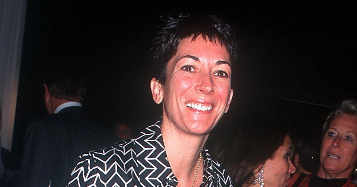 ghislaine maxwell family website defend her monster innocent