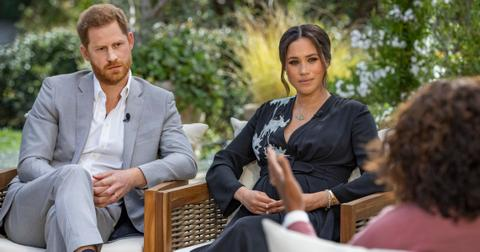 meghan markle prince harry oprah winfrey interview