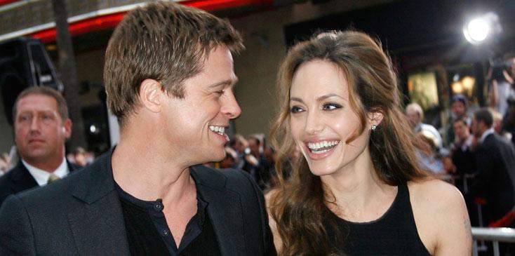 brad pitt angelina jolie divorce two years long