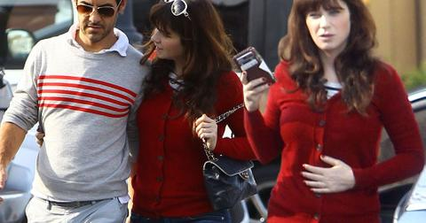 Zooey deschanel jacob pechenik pregnant