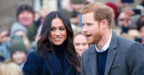 Prince Harry And Meghan Markle 'Want To Give Up' Their Royal Titles
