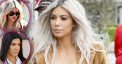 Kim kardashian blasts sisters khloe kourtney vogue india