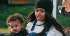 *EXCLUSIVE* Blac Chyna treats son King Cairo and baby daughter Dream to fun filled day at Legoland