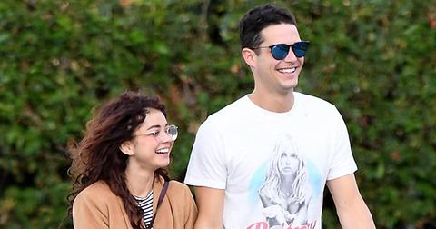 Wells adams living with sarah hyland weirdly perfect main