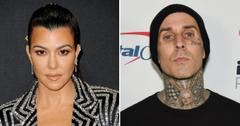 kourtney kardashian travis barker instagram official couple