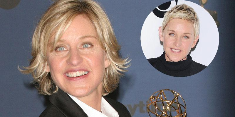 From Long Locks To Pixie Cut Ellen Degeneres Hair Evolution