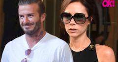 Victoria Beckham David Beckham Feuding