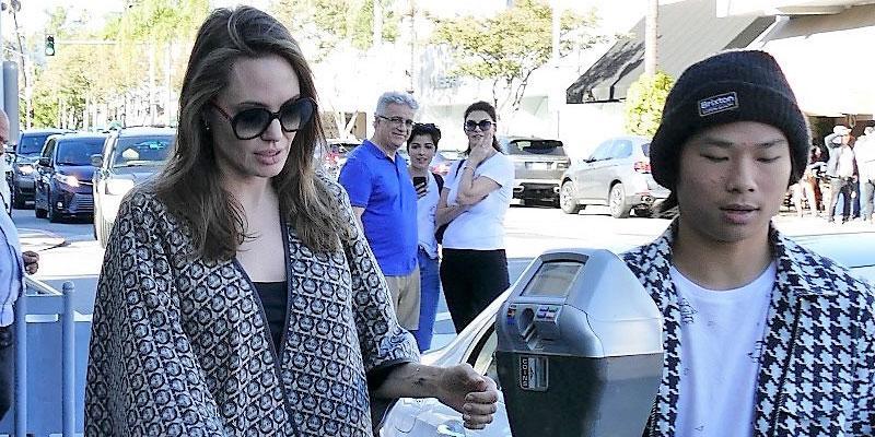 Angelina Jolie Pax PP