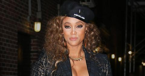 Tyra Banks Wants More Money To Return To DWTS