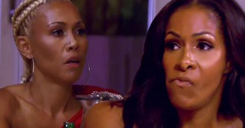 Shereé Whitfield Accuses Tammy McCall Browning Cheating