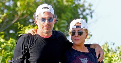 *PREMIUM EXCLUSIVE* Lady Gaga and her boyfriend Christian Carino take a romantic beach stroll