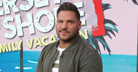 Jersey shore ronnie ortiz magro couples therapy jen harley pp