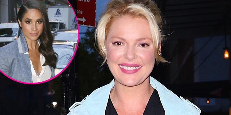 Katherine heigl replaces meghan markle suits