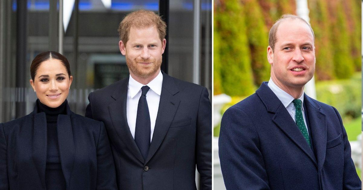 prince william not welcoming meghan markle with open arms did not sit well prince harry