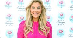 Gina Kirschenheiter Pink Dress Teeth Smile