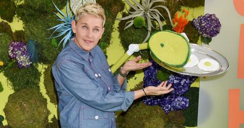 Ellen DeGeneres the devil wears prada