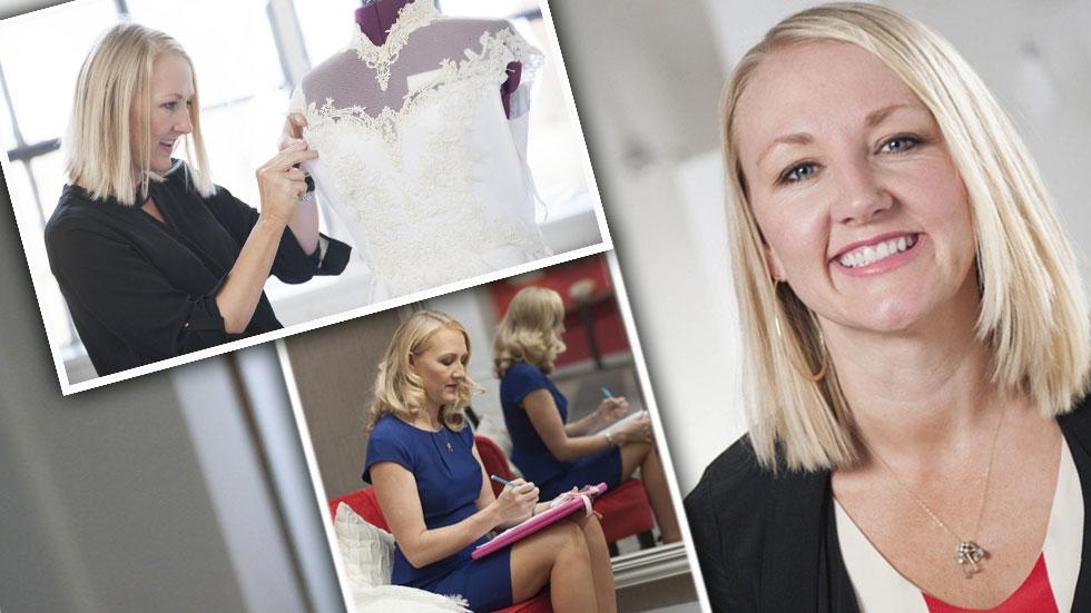 Heidi elnora bride by design