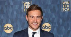 Peter Weber Tells Contestant He's Falling In Love On The 'Bachelor'
