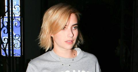 Emma Roberts Shows Off New Hair Cut Photos Hero