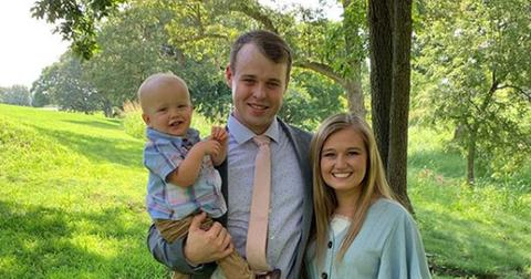 Joseph Duggar Kendra Marriage PP