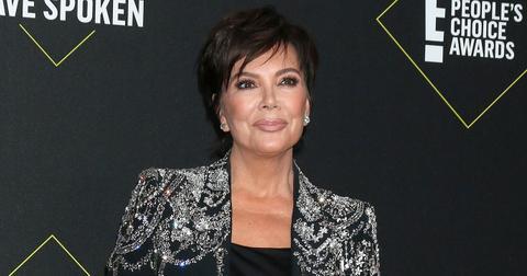 Cheater Kris Jenner Flaunted Extramarital Lover In Front Of Husband & Children, Explosive Kardashian Diaries Reveal
