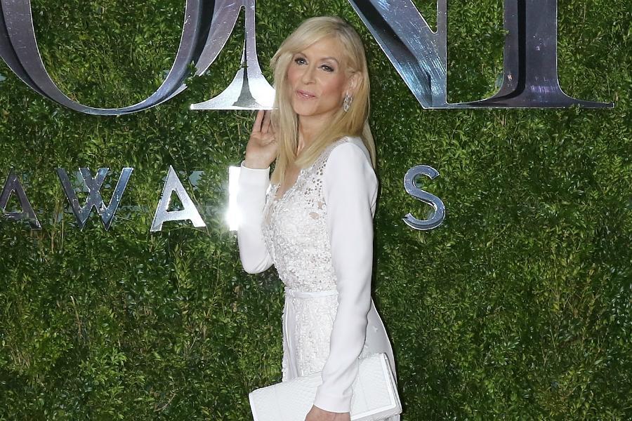 Judith light tony awards 2015 white jumpsuit