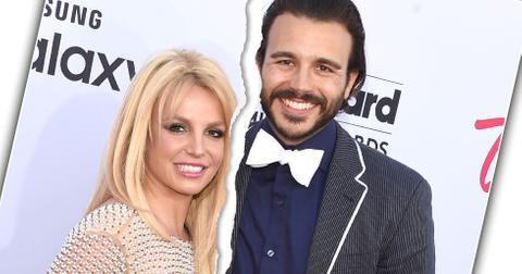 Britney spears charlie ebersol split