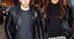 Nick Jonas Holds Hands With Girlfriend Olivia Culpo