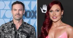 brian austin green sharna burge packon pda postpic