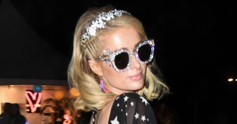 Paris Hilton main