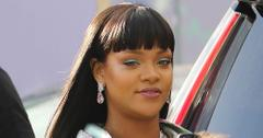 Rihanna queen elizabeth feud