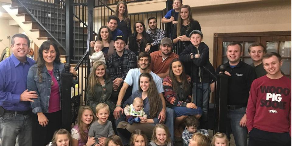Duggars announce another pregnancy more babies hero