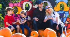 Christina aguilera pumpkin patch kids