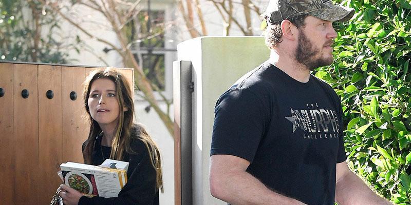 Chris Pratt Katherine Moving PP