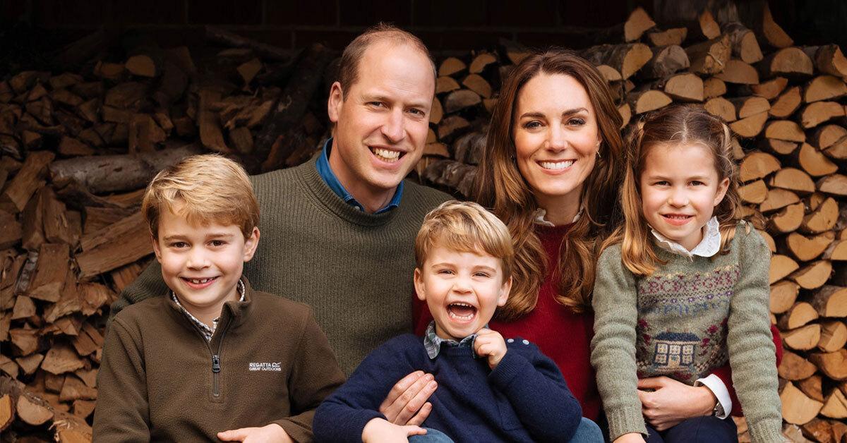 prince william kate middleton homeschooling children uk second lockdown pf